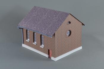 Synagoge von Mondorf